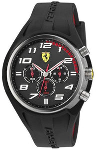 Scuderia Ferrari Mens Sport Chronograph Analog Watch 0830147