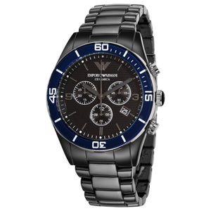 Emporio Chronograph Men'S Watch Ar1429 Mens Watches Emporio Armani