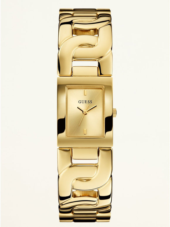 Guess U0003L2 Classic Link Bangle Style Ladies Watch Womens Watches Guess