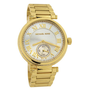 Michael Kors Watches Skylar (Gold) Womens Watches Michael Kors