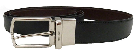 Modern Harness Cut-To-Size Reversible Smooth Leather Belt (Coach F64824) Belts Coach