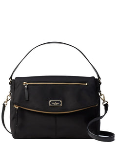 Kate Spade WKRU4215 New York Blake Avenue Lyndon Shoulder Bag Handbag WKRU4215 Womens Handbags Kate Spade