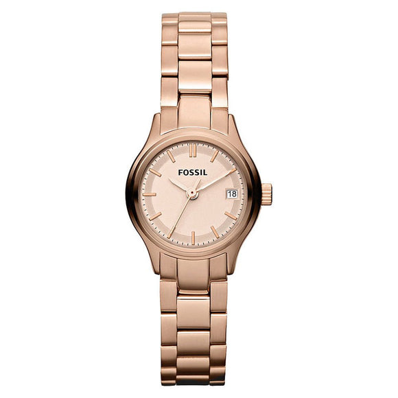Ladies Fossil Archival Watch ES3167 Womens Watches Fossil