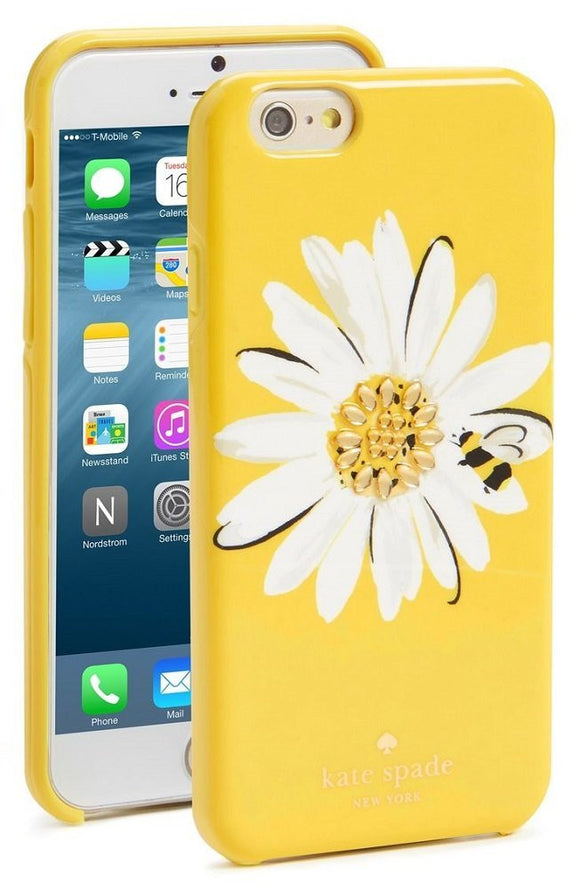Kate Spade WIRU0501 New York Daisy Gems Iphone 7 Case, Multi, Iphone 7 electronics Kate Spade