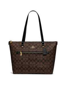 Gallery Tote in Signature Canvas (Coach F79609)