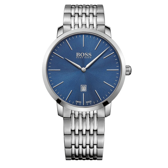 Hugo Boss Mens Analog Dress Quartz Watch 1513261 Mens Watches Hugo Boss