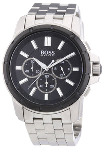 Hugo Boss Chronograph Stainless Steel Strap Origin Watch 1512928 Mens Watches Hugo Boss