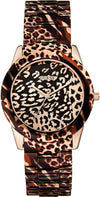 Guess Women Watch Pink Gold W0425L3