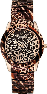 Guess Women Watch Pink Gold W0425L3 Womens Watches GUESS