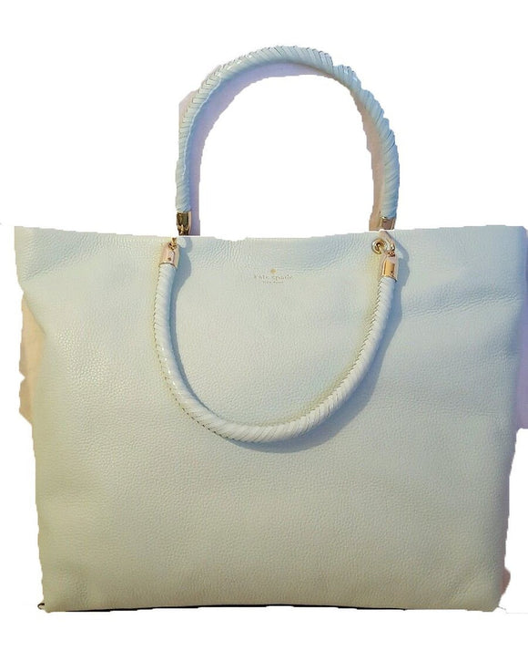 Kate Spade WKRU3785 Elliot Place Claudine Grace Blue Womens Handbags Kate Spade