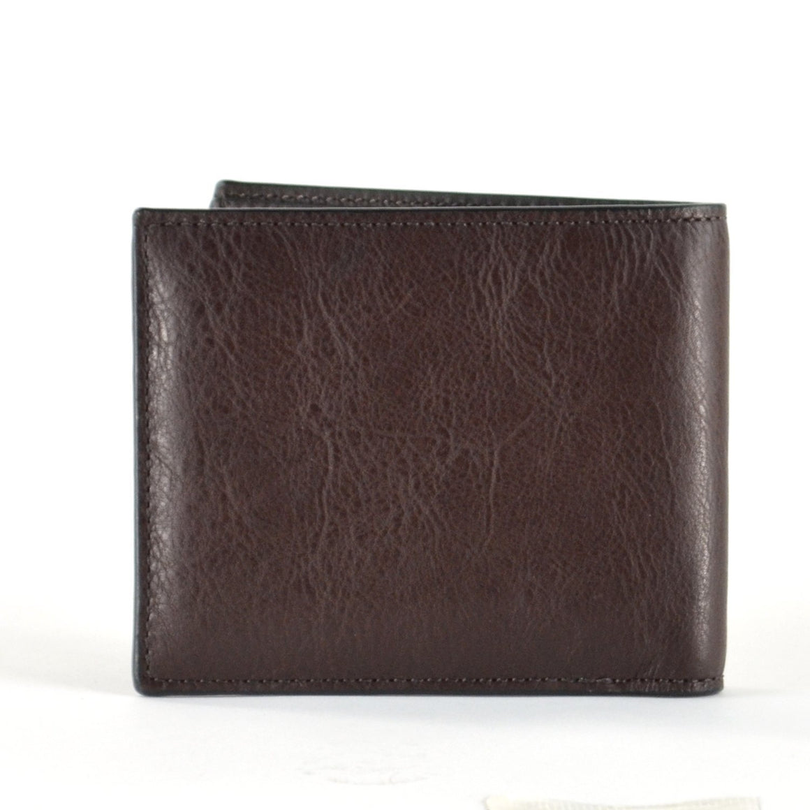 Compact Id Wallet In Sport Calf Leather (Coach F74991) Mahogany Mens Wallets Coach