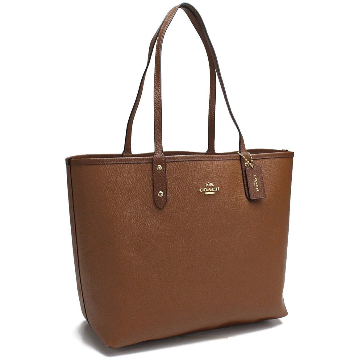 Reversible City Tote In Signature (Coach F36658)