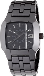 Diesel Quartz Black Ceramic Men's Watch DZ1422