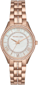 Michael Kors MK3716 Women's Lauryn Quartz Watch with Stainless-Steel Strap