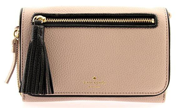 Kate Spade WKRU4491 New York Chester Street Avie Leather Crossbody Womens Handbags Kate Spade