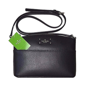 Kate Spade WKRU4194 New York Grove Street Millie Leather Shoulder Handbag Purse Womens Handbags Kate Spade