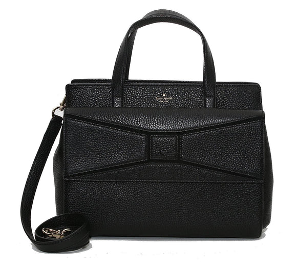 Kate Spade WKRU3673 Chantal - Black Womens Handbags Kate Spade