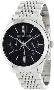Michael Kors Mk8305 Men'S Chronograph Brookton Stainless Steel Bracelet Watch Womens Watches Michael Kors