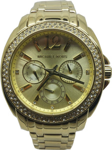 Michael Kors Women'S 'Cameron' Round Gold Bracelet Watch - Mk5691 Womens Watches Michael Kors