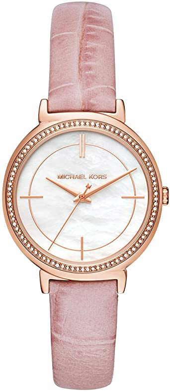 Michael Kors Women's Cinthia Quartz Watch MK2663