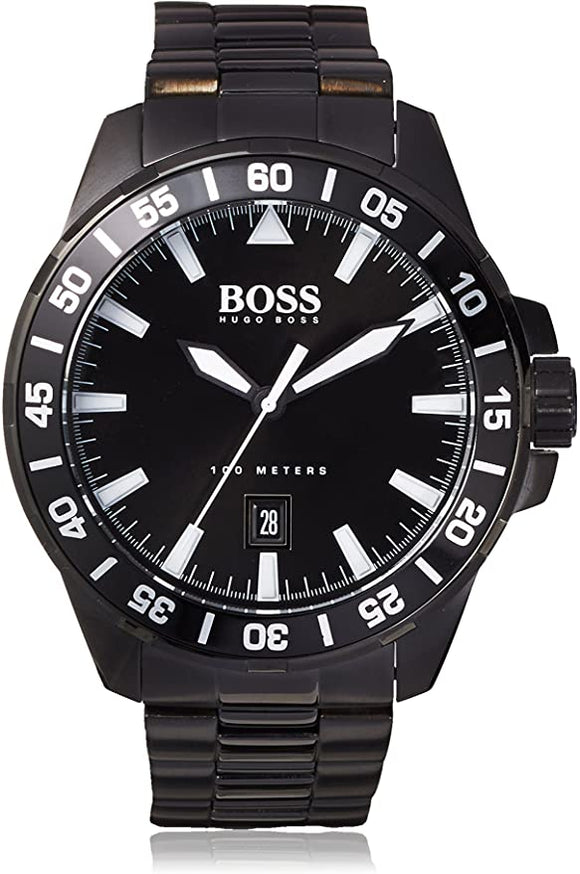 Hugo Boss Black Deep Ocean Mens Watch 1513231