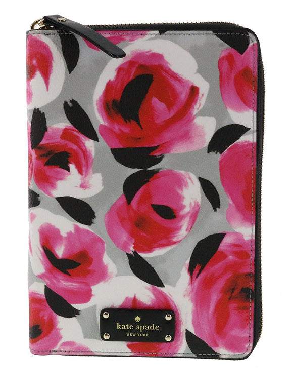 Kate Spade WLRU2843 New York Grove Street Zip Around 2017 Personal Organizer (Rose Bed) electronics Kate Spade
