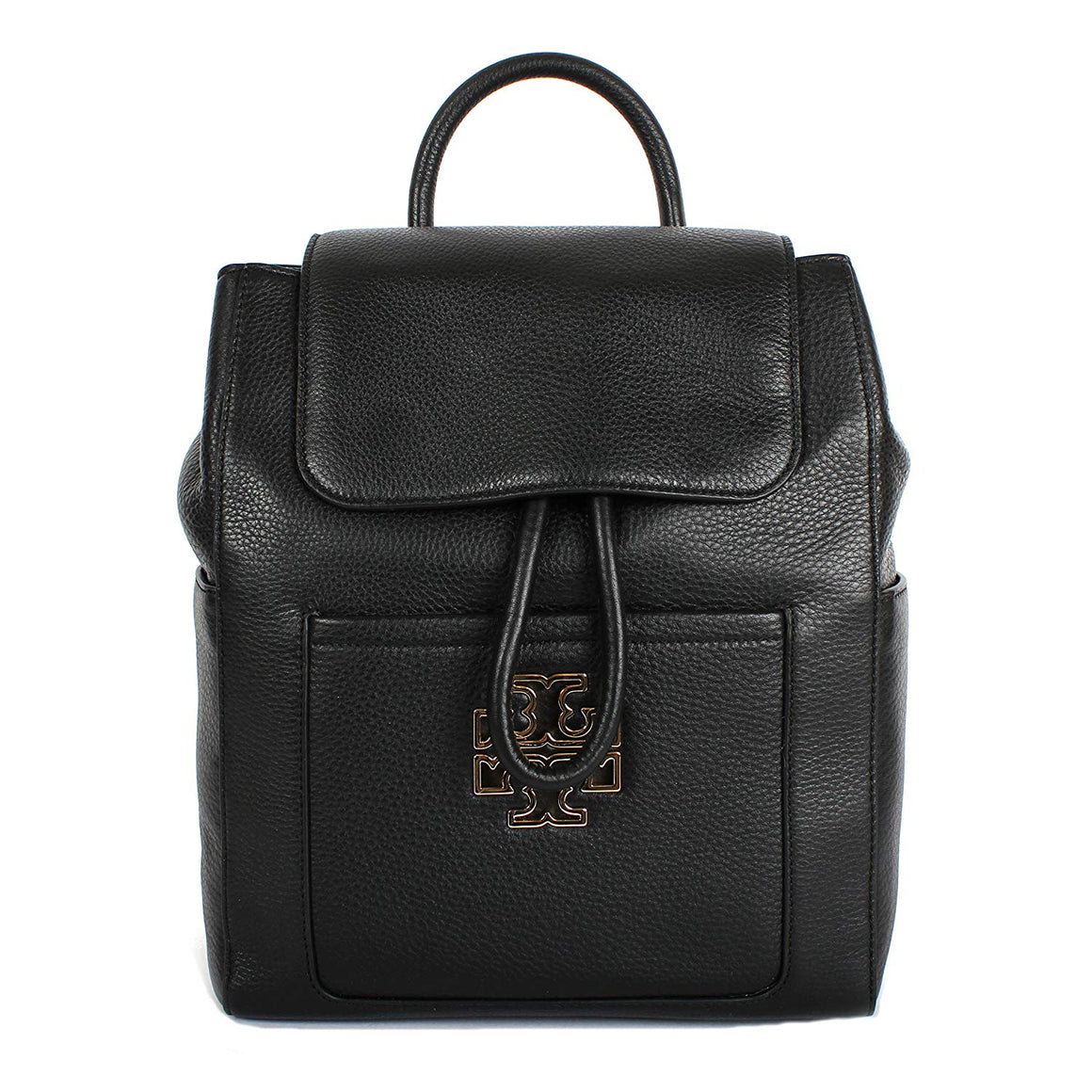 Tory Burch Britten Backpack In Black 8002