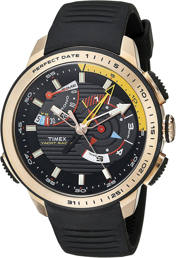 Timex Intelligent Quartz Yacht Racer Watch
