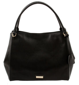 Kate Spade WKRU3904 Lynnette Anna Court Handbag Black Tote Bag, Wkru3904-001 Womens Handbags Kate Spade