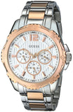 Guess Women'S U0232L4 Active Sport Rose Gold-Tone Watch Womens Watches Guess