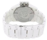 Diesel Dz1515 Master Chief White Ceramic Silver Accents Men'S Watch Mens Watches Diesel