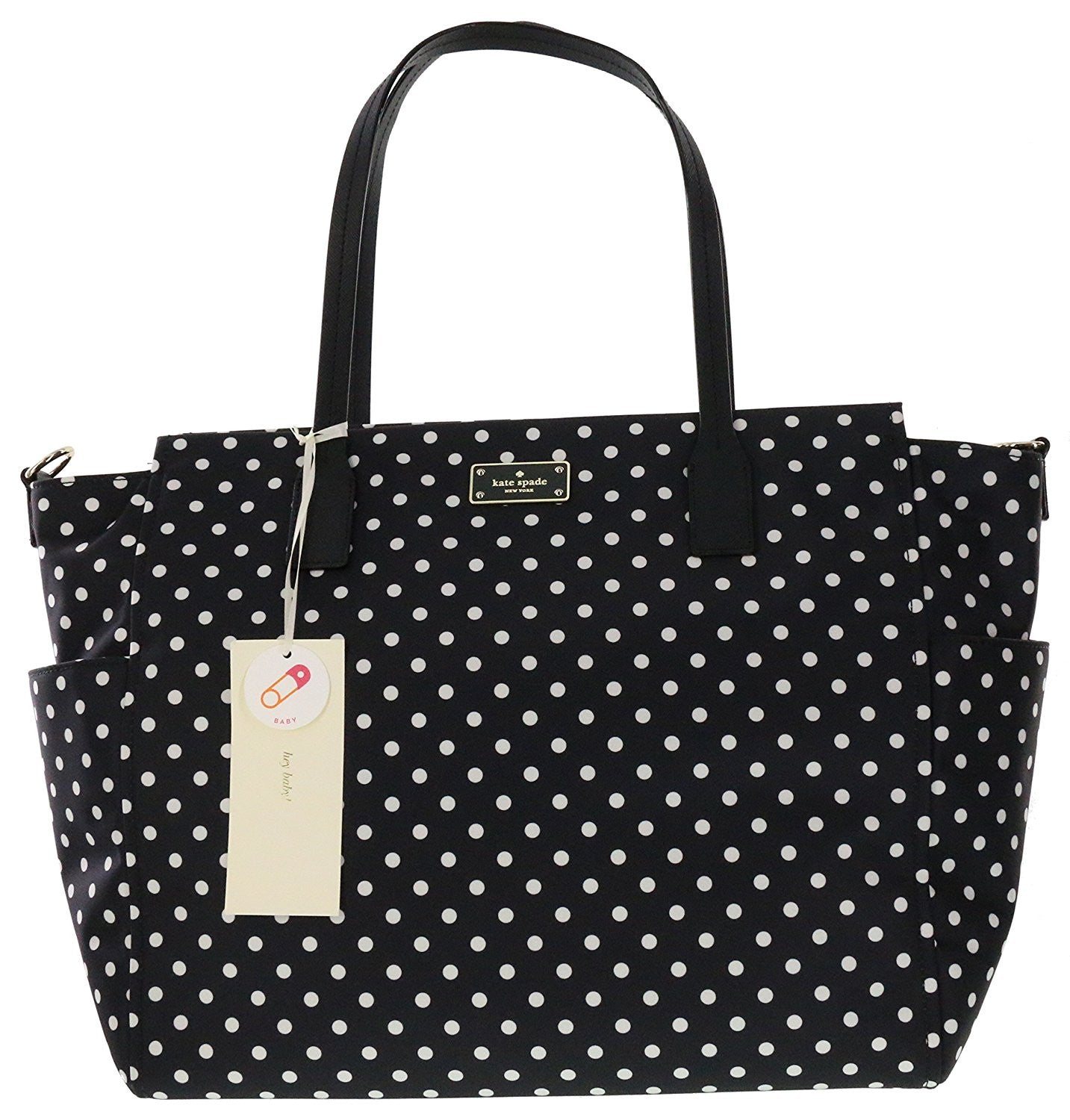 1f94bcfe9086 Kate Spade New York Blake Avenue Kaylie Baby Bag Diaper Bag (Diamond ...