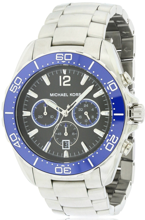 Michael Kors Windward Chronograph Black Dial Men'S Watch Mk8422 Mens Watches Michael Kors