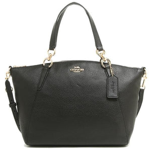 Small Kelsey Satchel (Coach F26917)