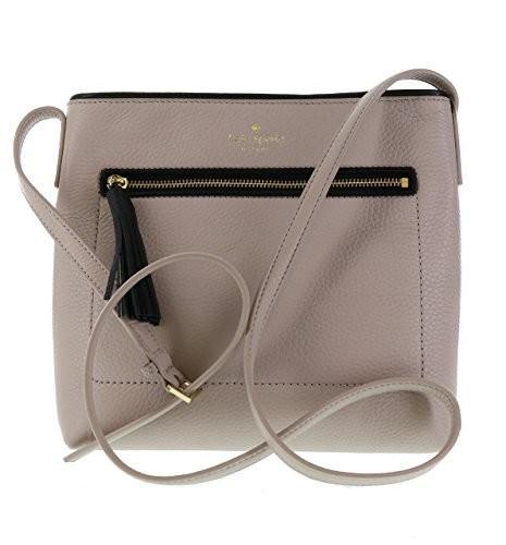 Kate Spade WKRU4073 New York Chester Street Dessi Pebbled Leather Shoulder Crossbody Bag Womens Handbags Kate Spade