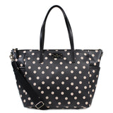 Kate Spade WKRU3862 Wellesley Printed Adaira Baby Bag (Black/Decobeige) Baby Bags Kate Spade
