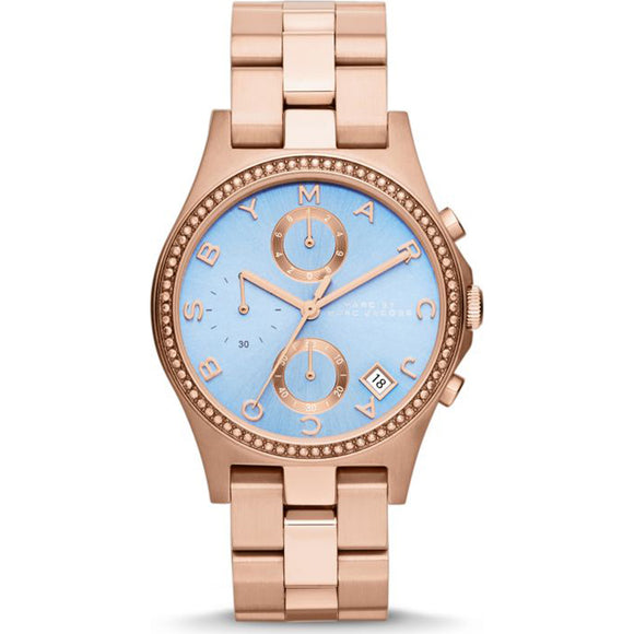 Marc by Marc Jacobs Henry Chrono MBM3299 Womens Watches Marc by Marc Jacobs