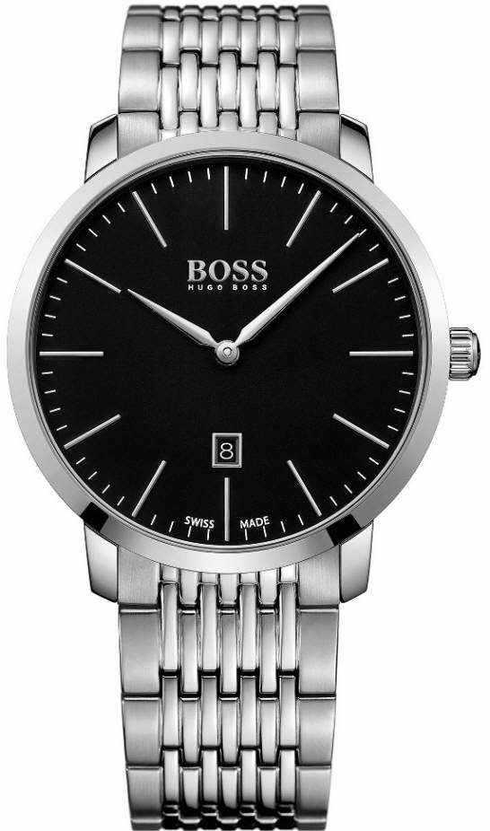 Hugo Boss Mens Analog Dress Quartz Watch 1513259 Mens Watches HUGO BOSS