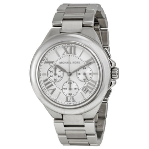 Michael Kors MK5719 Women's Chronograph Camille Stainless Steel Watch