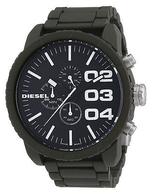 Diesel  Dz4251 Mens Franchise Chronograph Mette Watch Mens Watches Diesel