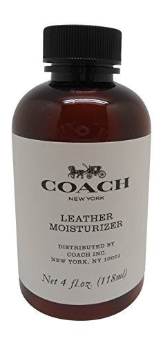 Coach Leather Moisturizer 4-Oz. Accessories Coach