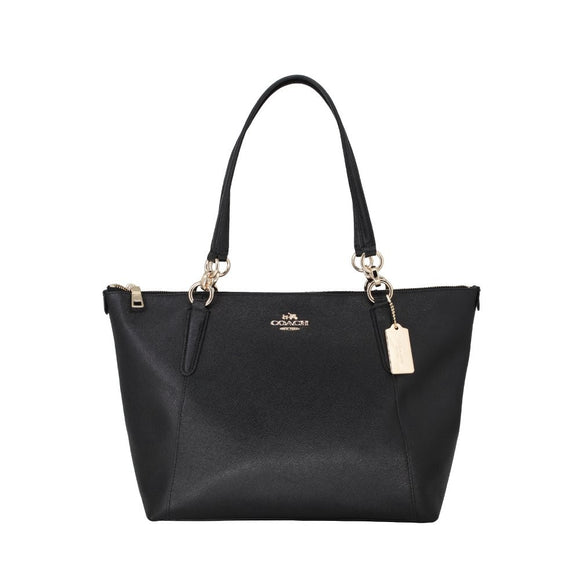 Ava Tote In Crossgrain Leather (Coach F57526) Womens Handbags Coach