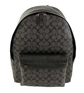Coach Charles Backpack In Signature, F55398 Mens Backpacks Coach