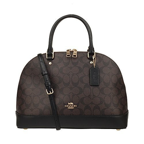 Sierra Satchel (Coach F27584) Womens Handbags Coach