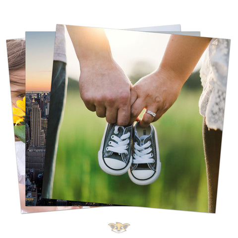 "4x4"" Photo Prints - FoxPrint"