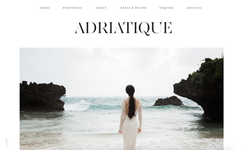 Adriatique - Showit 5