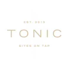 Tonic Site Shop