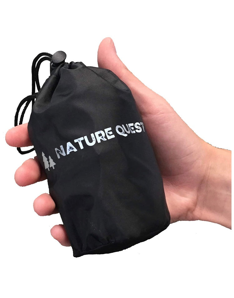 Nature Quest Inflatable Camping Pillow