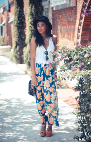 4906e3d70d Style Tip: 7 Ways to Wear A Maxi Skirt - Style Link Miami