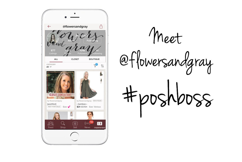 POSHBOSS : POSHER IN THE CITY INTERVIEW WITH JESSICA LAWRENCE